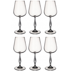 н-р бокалов Evita д/вина 6шт 669-341