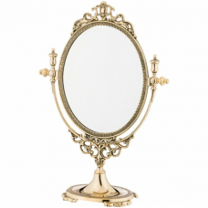 зеркало настол.  27*37см 333-412