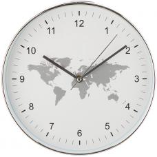часы настеные кварцевые World Map 220-393