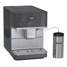 Кофемашина CM6350 GRGR графитовый серый