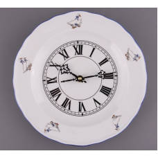 часы настеные Гуси 24см 606-504