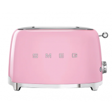 Smeg TSF01 pkeu розовый