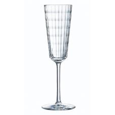 Набор из 6-ти бокалов для шампанского IROKO Cristal d'Arques 170мл