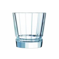 Набор из 6-ти низких стаканов MACASSAR Cristal d'Arques 380 мл
