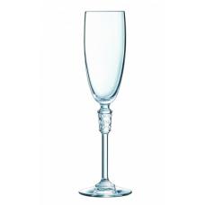 Набор из 6-ти бокалов для шампанского BRACELET Cristal d'Arques