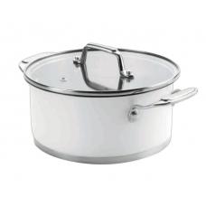 Cookware White (4,2л+2,5л+1,5л)