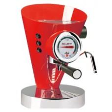 Bugatti Espresso Machine Diva красный