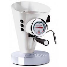 Bugatti Espresso Machine Diva белый