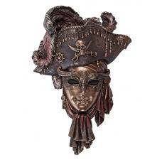 """стат-ка """"Венецианская маска """"Пират"""" WS-324"""