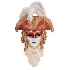 "стат-ка ""Венецианская маска ""Треуголка"" WS-320"