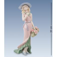 "стат-ка ""Девушка с цветами"" (Pavone) CMS-20/43"