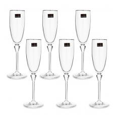 н-р бокалов Amarante д/шампанского 6шт L8084