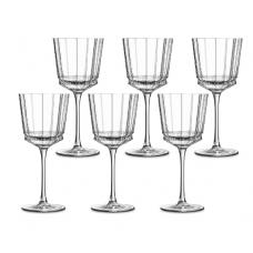 н-р бокалов Macassar д/вина 6шт 350мл L6590