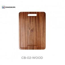 доска разделоч. Omoikiri CB-02-wood