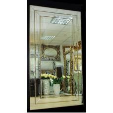 """зеркало """"Версаль"""" золото 120*220см"""