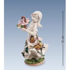 "стат-ка ""Девушка с цветами"" JP-12/18 Pavone"